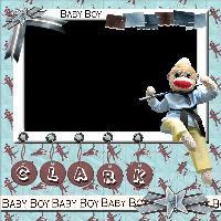 BABY CLARK CHALLENGE