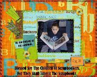 kaleb scrapbook