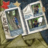 Dillon-Tree Climbing