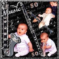baby so clarinette music