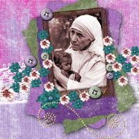 Unconditional Love of Mother Theresa
