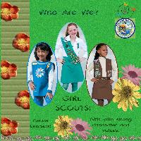 Girl Scout Challenge