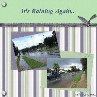 It's Raining Again... on 12 February 2008