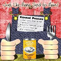 Canned Possum - Just Like Mama Used to Make!