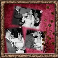 our weddingcake