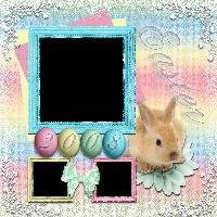 Easter Quick Page Challenge
