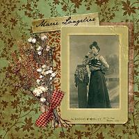 Marie Langelier