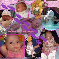 Alannah first 3 months