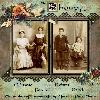 My Great-Grandmother & Her Siblings c.1905
