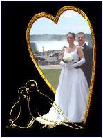 Wedding of Matt and Rachelle (Doves)