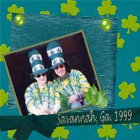 St. Patty's Day 1999