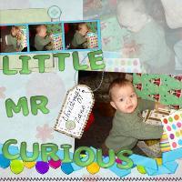 Mr Curious