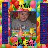 Mateo's 4th Birthday