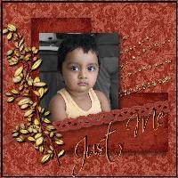 Just Me - Harish