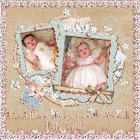 baby faith 6 month
