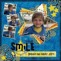 Brad's Smile
