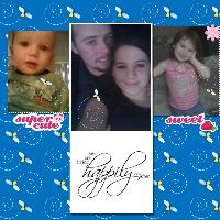 My Daughters Family