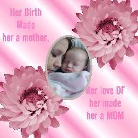 Lindsey N Baby Gracie