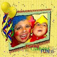 Making Childhood Fun!!