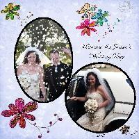 Bianca & James's Wedding Day