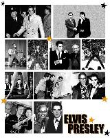 My Papi and his Idol Elvis