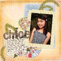 My lovely Chloe