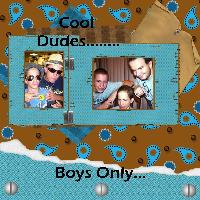 Boys Only