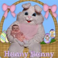 Ella's 1st Easter