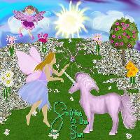 fairies and unicorn