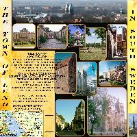 the Town Of Lund