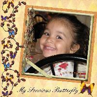My Granddaughter Madi