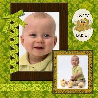 Gavin's Easter 08