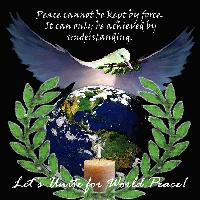 :: Let's Unite for World Peace ::