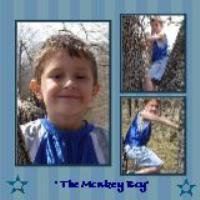 the monkey boy