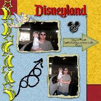 Disneyland Vacation 1