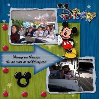 Disneyland Vacation 2