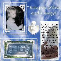 Tesslynn O'Cull Tribute