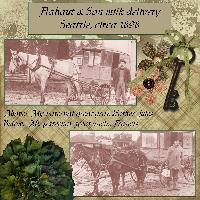 Flahaut & Son - Seattle 1898
