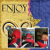 Enjoy Happiness