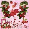 Fairy of Flowers & Strawberries