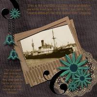D/S SHIP GEZINA