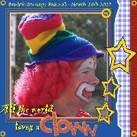 The World Loves a Clown