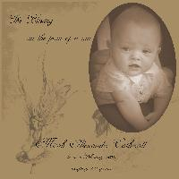 Micah in Sepia, The Blessing