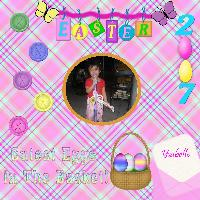 Ysabelle's Easter