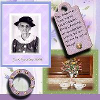 Family Heirloom Challenge...Grandma Bettie's