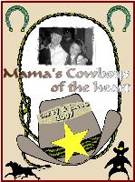 Mama's Cowboys of the heart