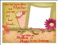 Mothers day.......