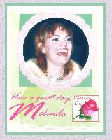 HAPPY MOTHER'S DAY MELINDA