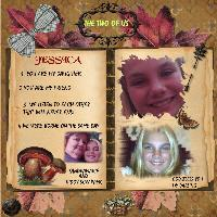WHY I LOVE YOU. JESSICA AND MUM XX