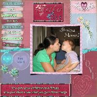 Mothers day tribute to my daughter